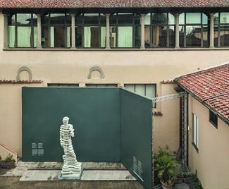 HERO for Florence. Homage to David: Saracino Interprets Michelangelo, installation view