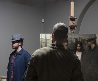 """Nick Alm - """"Urbanized"""", installation view"""