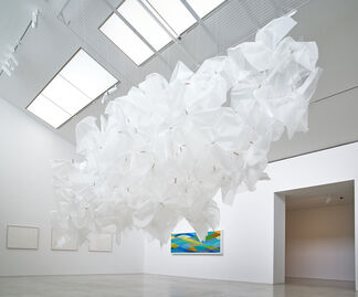 Spencer Finch: The Skies can't keep their secret, installation view