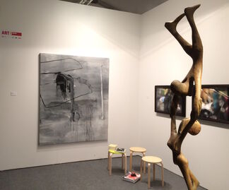 Galerie Kornfeld at CONTEXT Art Miami 2015, installation view