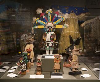 Undaunted Spirit: Native American Art, installation view