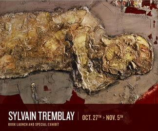 Sylvain Tremblay: Book Launch and Special Exhibit, installation view