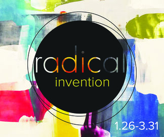 Radical Inventions, installation view