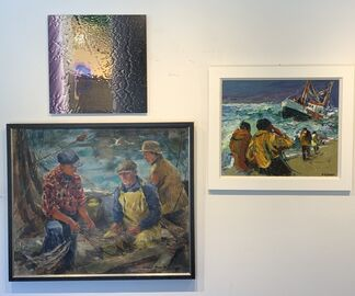 Let's Go Fishing!, installation view
