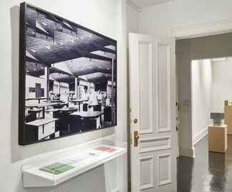 Harry Abend: The Supreme Achievement of the Essential, installation view