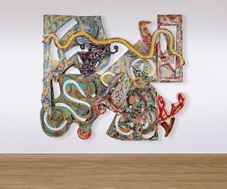 Larger-Than-Life, installation view