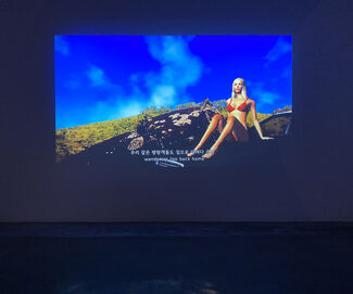 The Singularity is Near, installation view