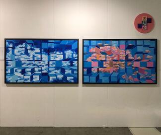 Galerie Pici at Korea Galleries Art Fair 2019, installation view