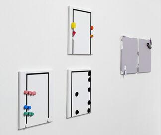 GESTALT & BECOMING, installation view