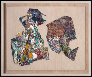 Intrinsic Trio: Joyce J. Scott, Sam Gilliam, Sanford Biggers, installation view