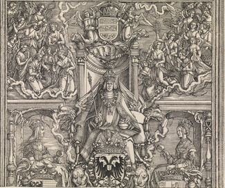 Might and Glory. Dürer in the Emperor's Service, installation view