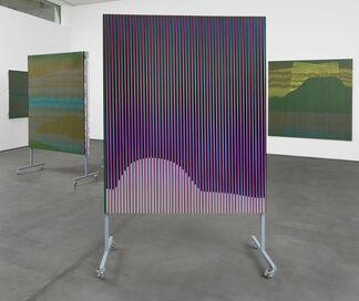 Klaus Jörres - GrünLand, installation view