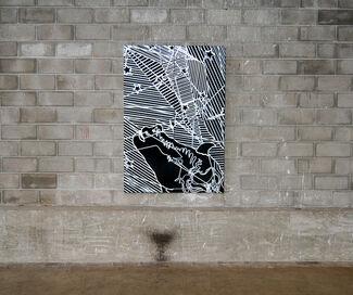 Dan Rushton: Mazed, installation view