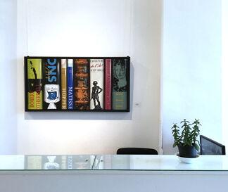 PAUL BELIVEAU SOLO SHOW, installation view