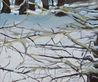 Between Branches -  our being with trees, installation view