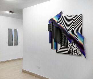 S P E C T R A Group Show, installation view