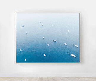 Jonathan Smith's Oceans, installation view