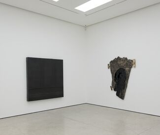 Theaster Gates: Tarry Skies and Psalms for Now, installation view