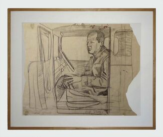 Rare Drawings and Works on Paper, installation view