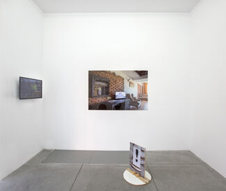Kamen Stoyanov - !, installation view
