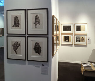 Pratt Contemporary at IFPDA Fine Art Print Fair Online Fall 2020, installation view