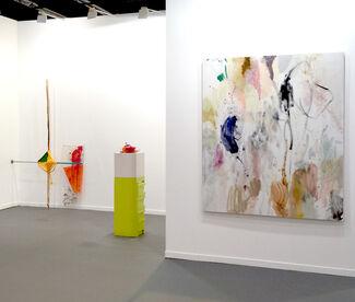 Galerie nächst St. Stephan Rosemarie Schwarzwälder at ARCOmadrid 2017, installation view