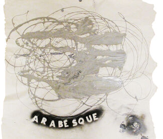 """Julien Blaine """"TESTI ALLA BOMBA"""", installation view"""