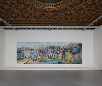 Martial Raysse, installation view