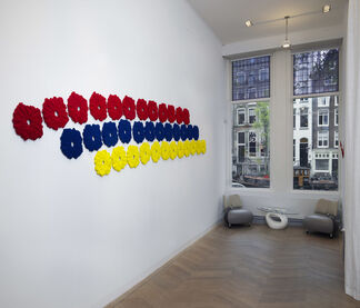TMH Masterworks Series: Pino Pinelli's Disseminations, installation view