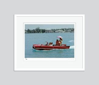 Slim Aarons 'The High Life!', installation view