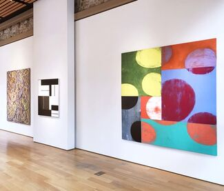 Charles Arnoldi   Recent Paintings, installation view