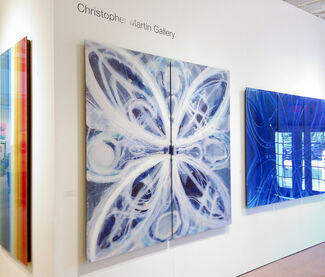 Christopher Martin Gallery at Art Hamptons 2015, installation view