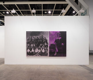 Roslyn Oxley9 Gallery at Art Basel in Hong Kong 2018, installation view
