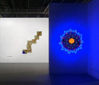 Jhaveri Contemporary at Abu Dhabi Art 2017, installation view