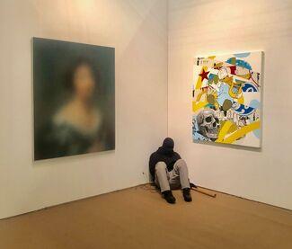 Fabien Castanier Gallery at Art New York 2018, installation view