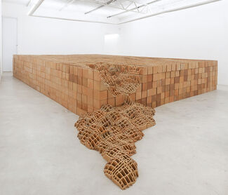 Displacements, installation view