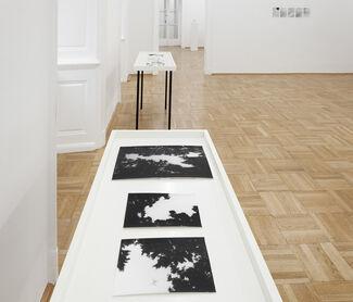 Ludwig Gosewitz - Imi Knoebel - Jochen Lempert - Ferdinand Penker     Login: Laurent Dupont-Garrite, Objekte aus Wien, installation view