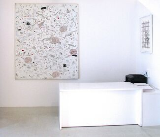 Margo Margolis:  Paintings & Works on Paper, installation view
