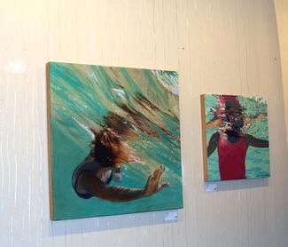 Immersion, Elisa Contemporary Art at The Design Studio, Bridgehampton NY, installation view