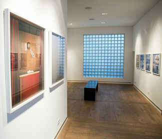 Spezifikation #12: YU; The Lost Country, installation view