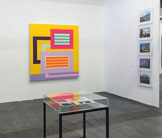 Galeria Senda at Art Brussels 2015, installation view