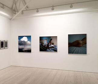 Open Door at Photo London 2020, installation view