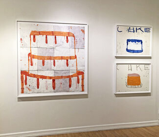GARY KOMARIN: THE VICOMTE AND SOME OF HIS PARTS, installation view