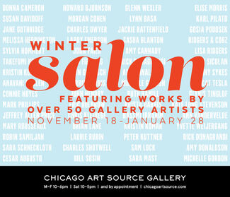 Winter Salon, installation view