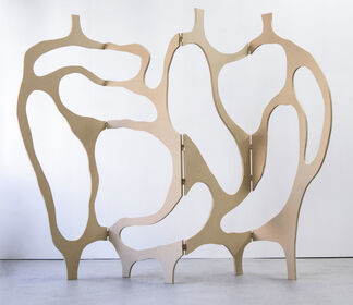Meanders by Jacques Jarrige, installation view