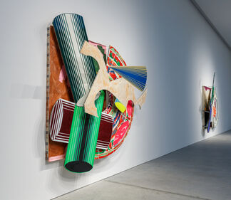 Frank Stella, installation view