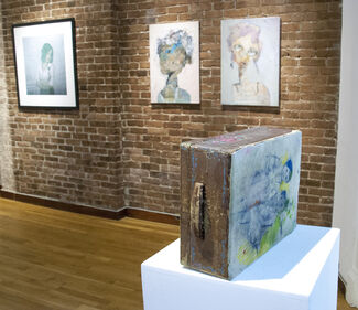 Beyond the Ban: Contemporary Iranian Art, installation view