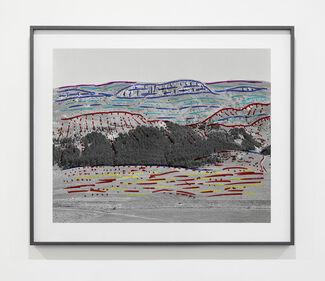 FABIO BARILE  /  Homage to James Hutton  |  GIUSEPPE DE MATTIA  /  Dialogue With Time, installation view