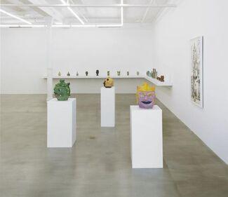 Kirk Mangus: A pot, a joke, a rhythm, a theory, installation view