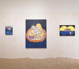 She Sells Seashells By The Seashore, installation view
